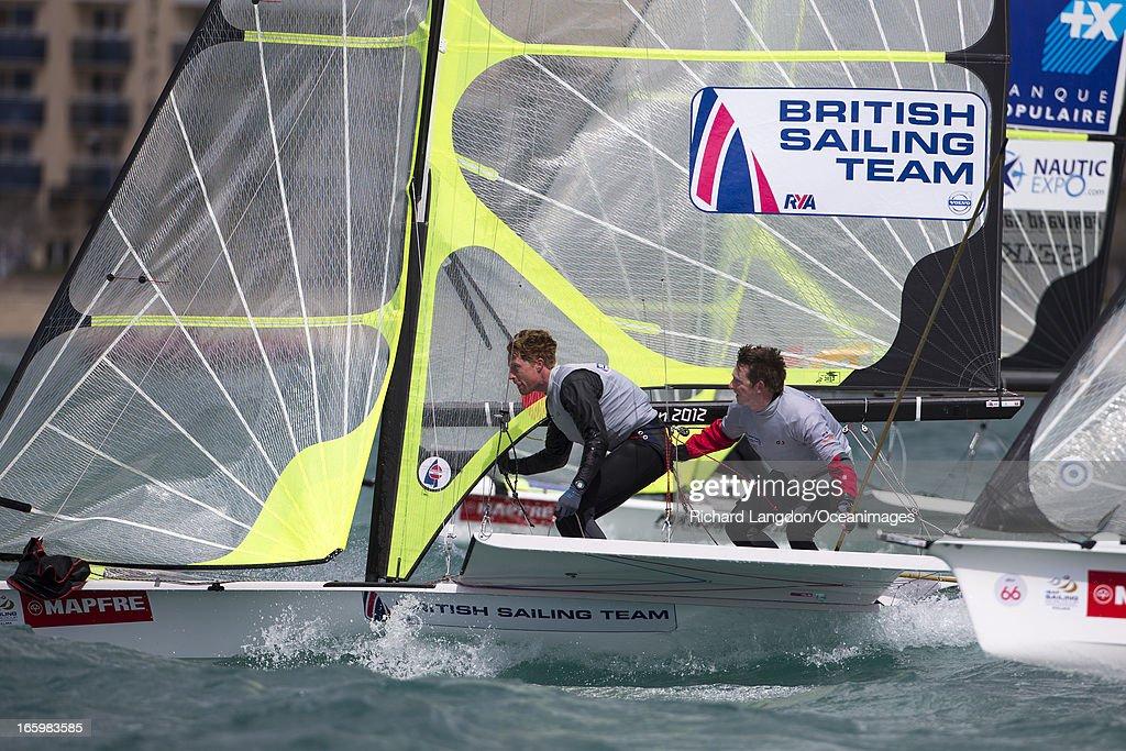 ISAF Sailing World Cup - Palma