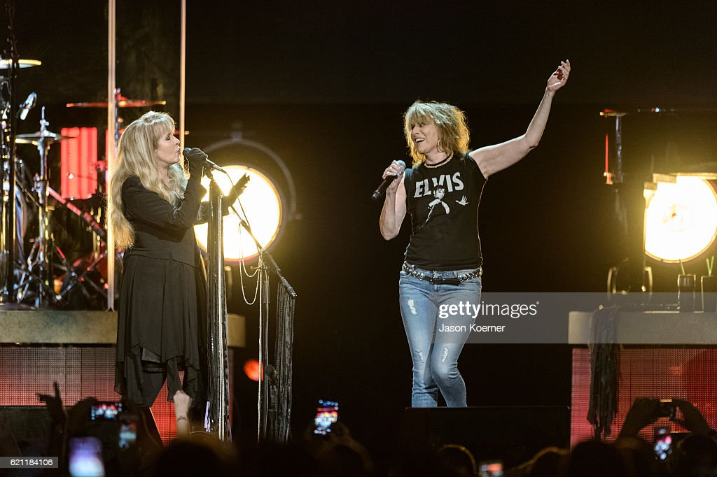 Stevie Nicks In Concert : News Photo