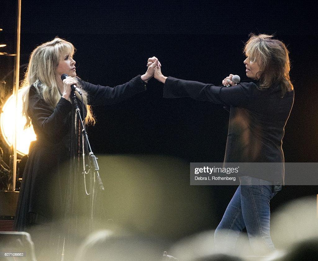 Stevie Nicks In Concert - New York, New York : News Photo
