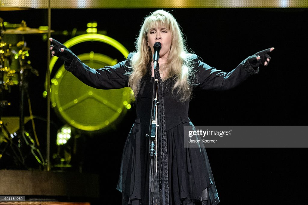Stevie Nicks In Concert : News Photo