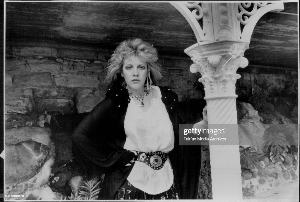 Stevie Nicks. : News Photo