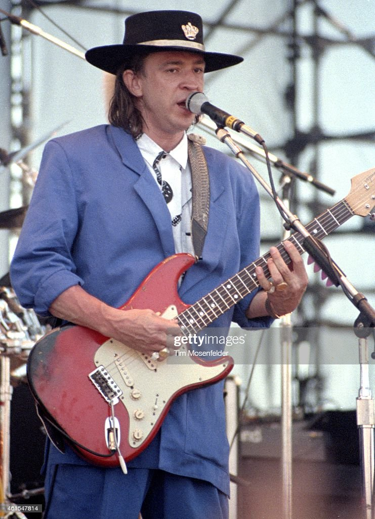 stevie ray vaughan performs at laguna seca on september 29 1987 in news photo getty images. Black Bedroom Furniture Sets. Home Design Ideas