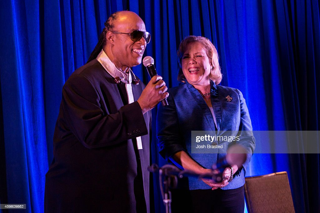 Intimate Evening With Stevie Wonder