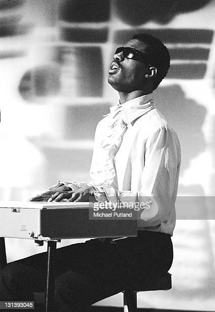 Stevie Wonder performs on BBC TV show Top of the Pops 6th March 1969