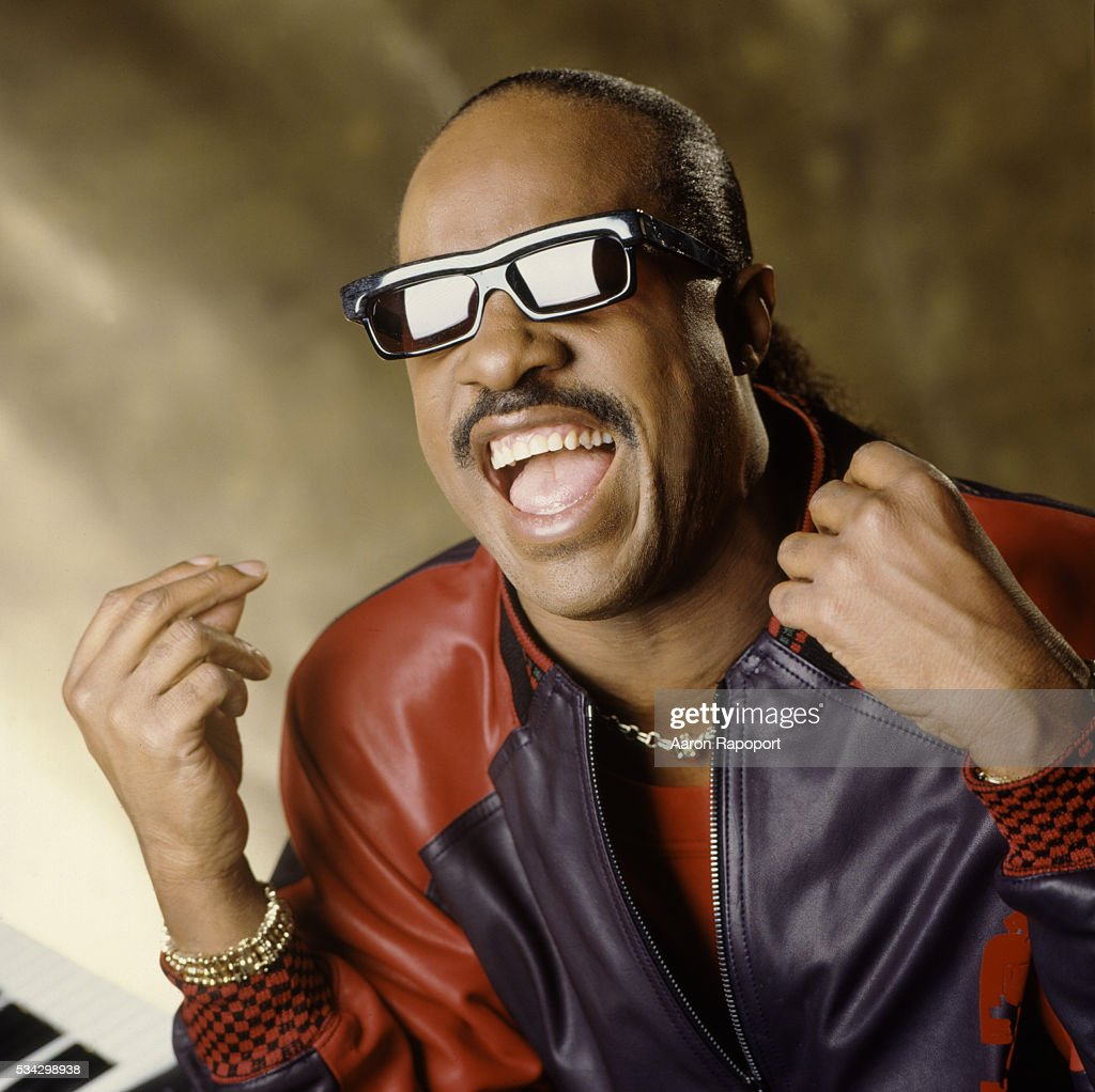 Icon Spotlight: Stevie Wonder The musical legend was born May 13 ...