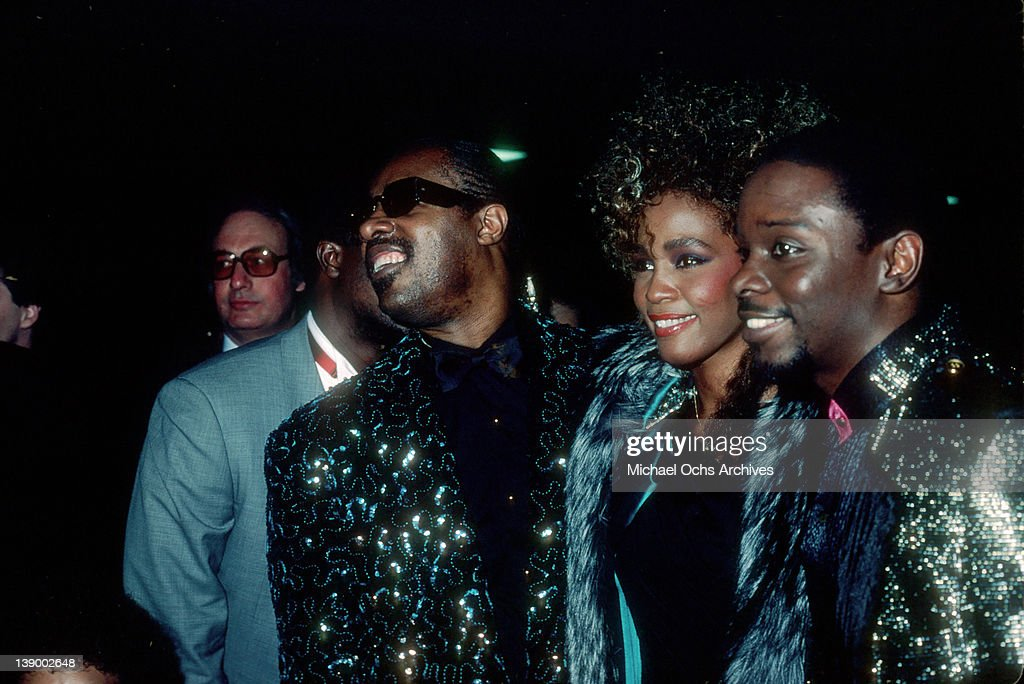 Archive Entertainment On Wire Image: Stevie Wonder