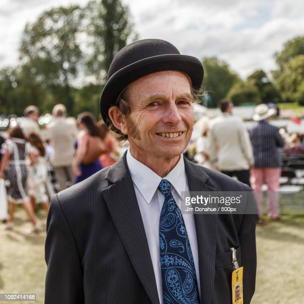 steward at henley regatta - jim donahue stock pictures, royalty-free photos & images