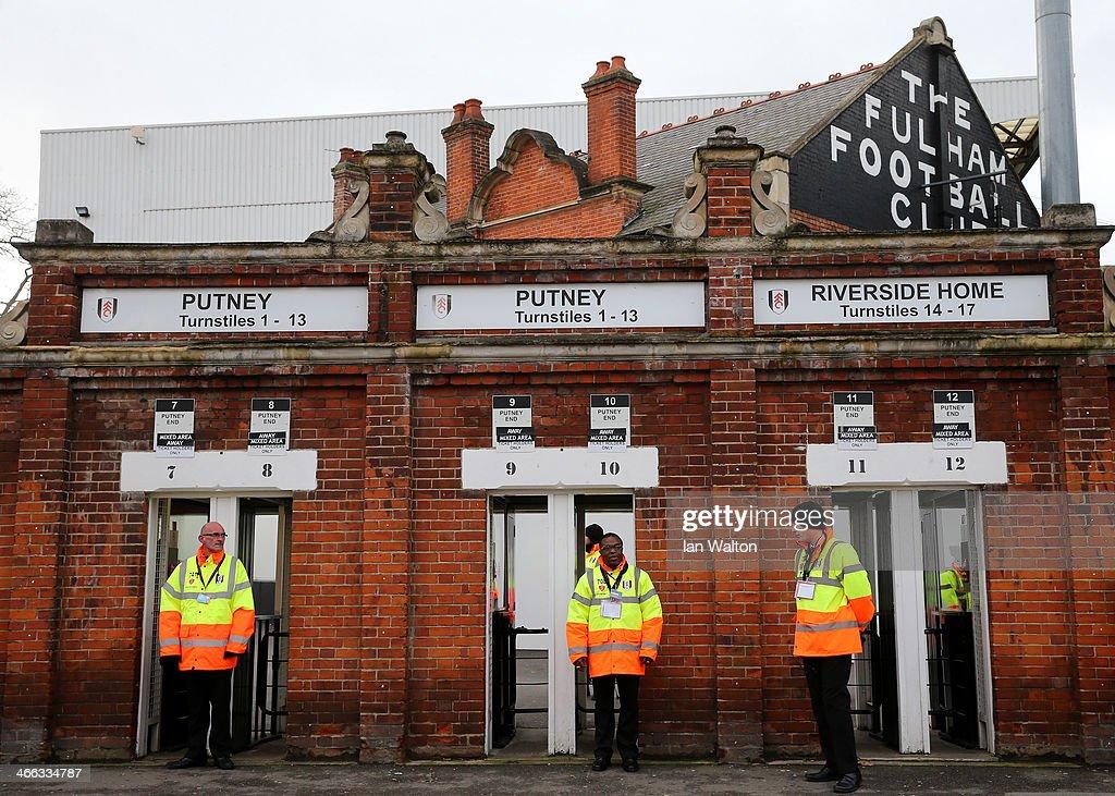 Fulham v Southampton - Premier League : News Photo