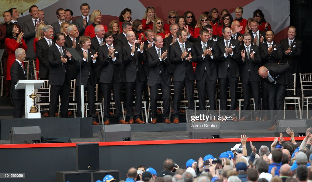 Opening Ceremony-2010 Ryder Cup