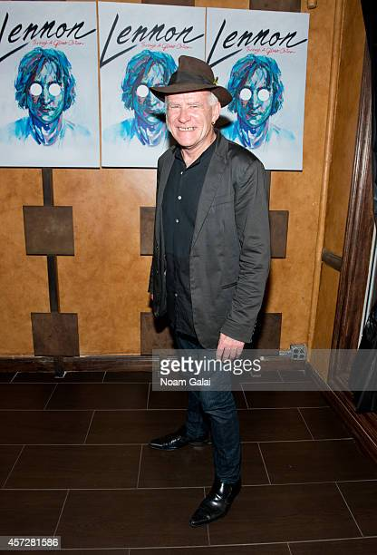 Stewart D'Arrietta attends the 'Lennon Through A Glass Onion' Opening Night After Party at Bar 13 on October 15 2014 in New York City
