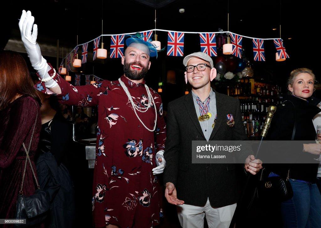 Australians Celebrate Royal Wedding Of Prince Harry And Meghan Markle