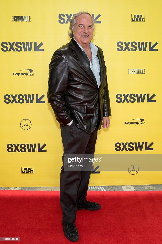 Stewart F. Lane, President of BroadwayHD attends the panel 'Keeping Performing Arts Alive in a Digital World' during SXSW at the Austin Convention Center on March 13, 2018 in Austin, Texas.