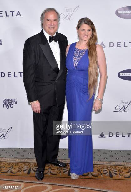 Stewart Lane and Bonnie Comley attend The Drama League's 30th Annual Musical Celebration of Broadway honoring Neil Patrick Harris at The Pierre Hotel...