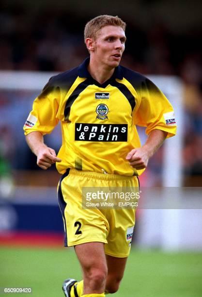 Stewart Mundy Dover Athletic
