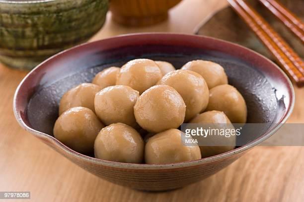 Stewed Taro