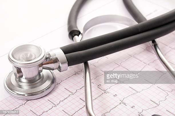 Sthetoscope and EKG