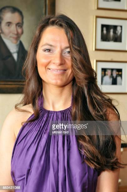 Stich Alexandra Ehefrau von Michael Stich D