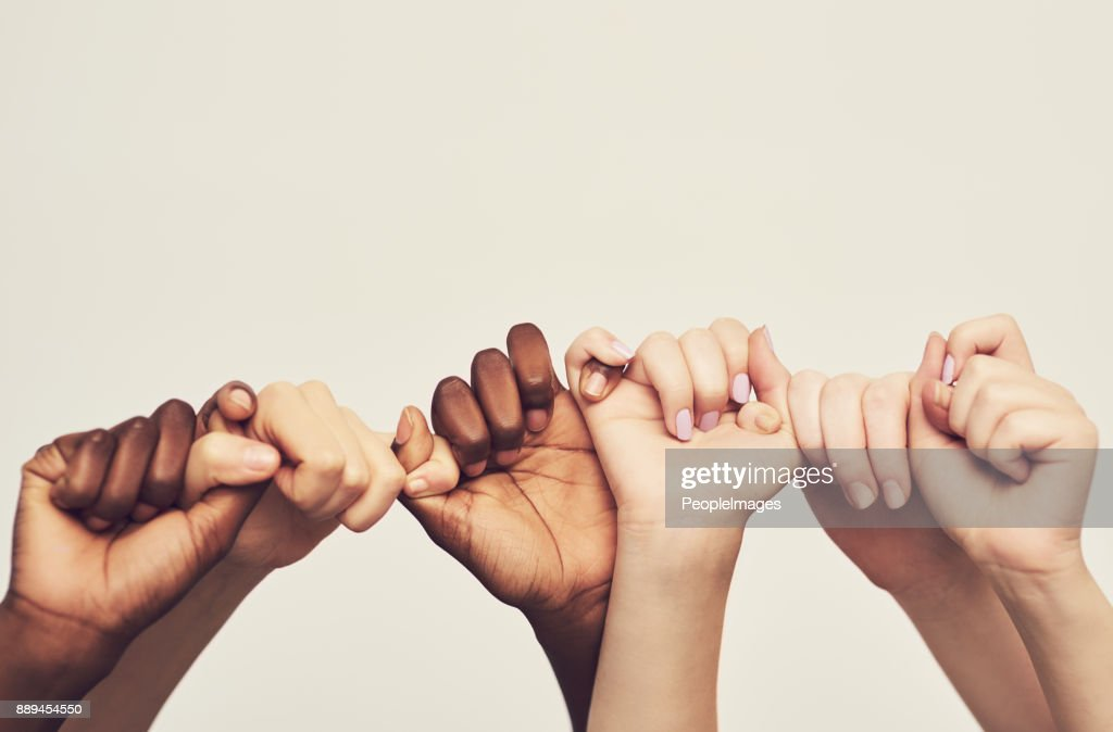 Sticking together : Stock Photo