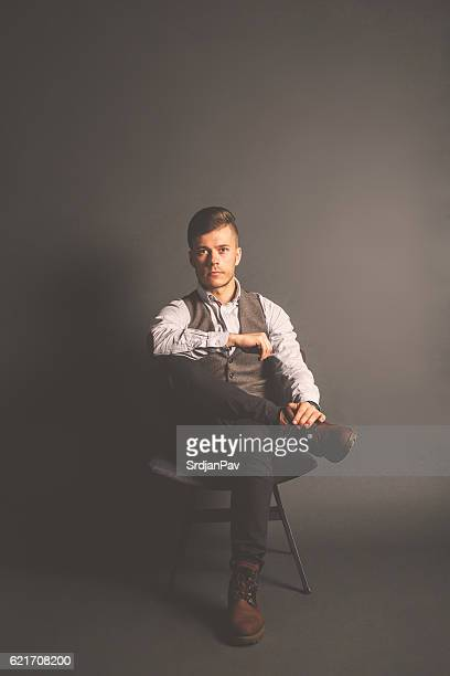 sticking with a classic - metrosexual stock pictures, royalty-free photos & images
