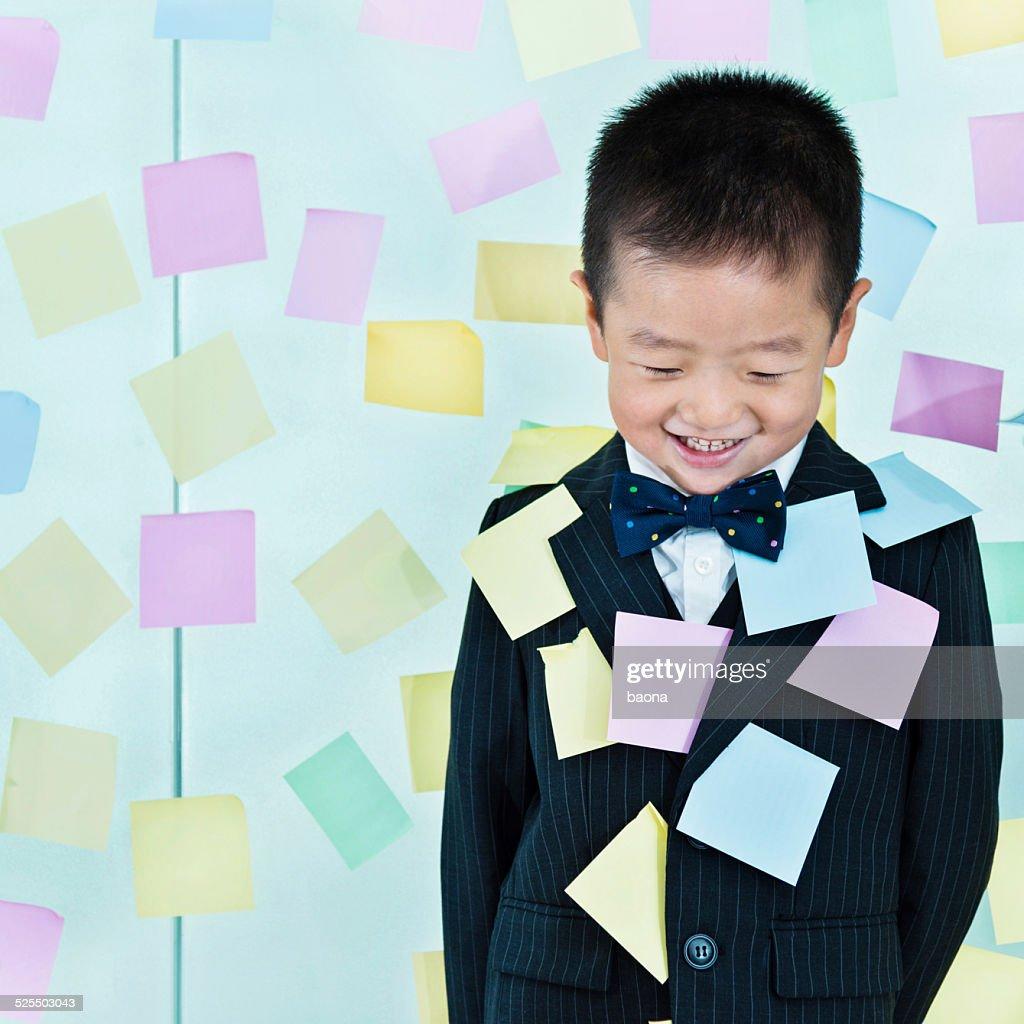 Sticky notes : Stock Photo