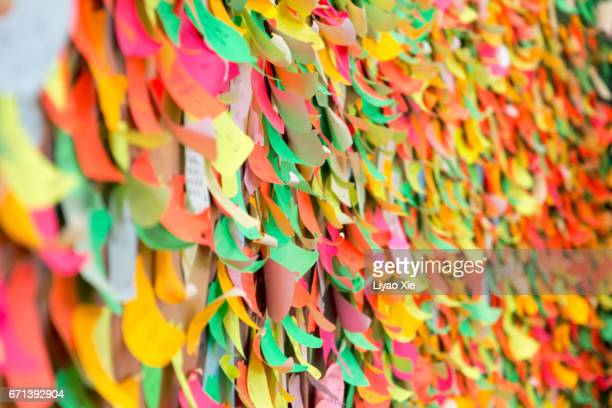 sticky notes - list stock pictures, royalty-free photos & images