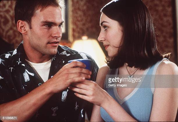 Stifler Tries To Convince His Latest Conquest That He Truly Cares About Her In American Pie