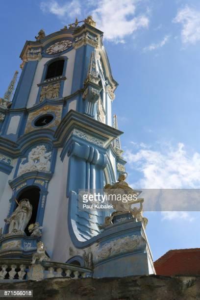 Stift Dürnstein, barocker Kirchturm