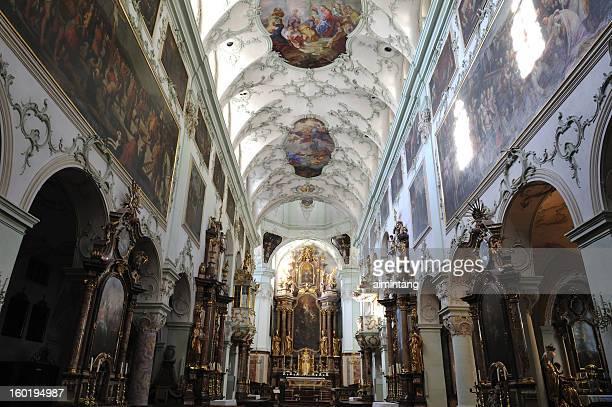 Stift Saint Pierre abbaye