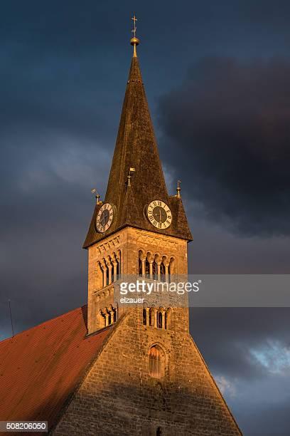 stiftskirche - kirche - fotografias e filmes do acervo