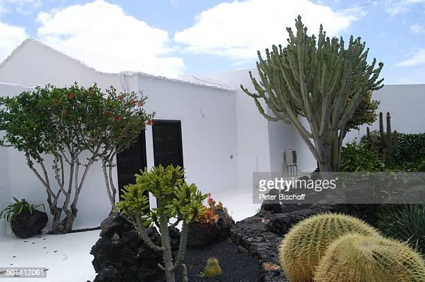 "Stiftung ""Fundación César Manrique"" , Tahiche, Kanaren-Insel Lanzarote, Spanien, Europa, Reise, BB, DIG; P.-Nr.: 382/2005, ;"