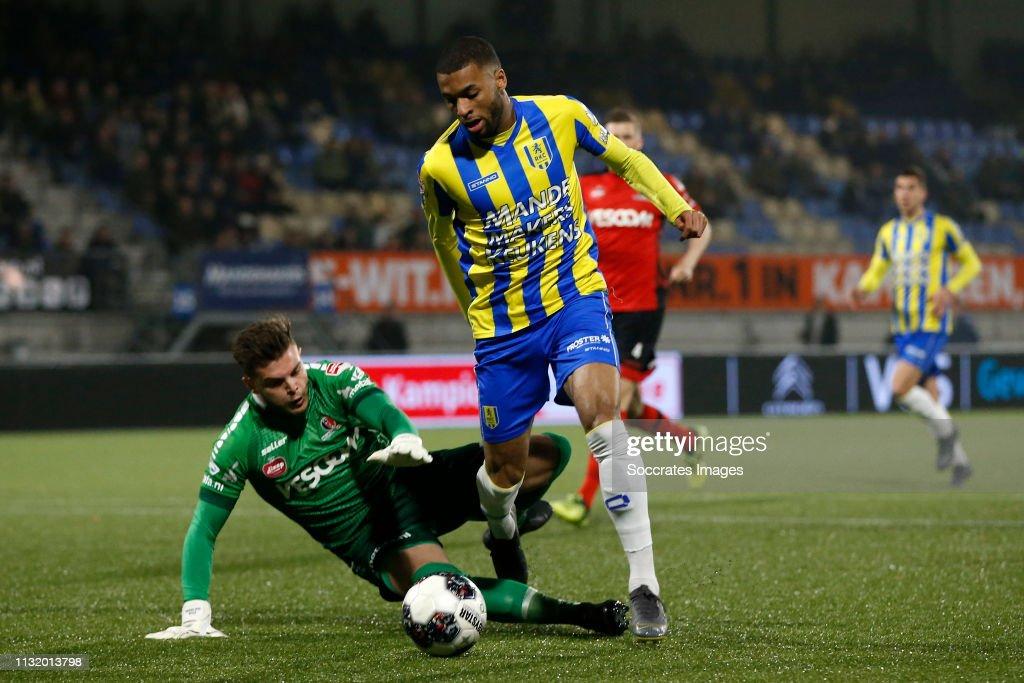NLD: RKC Waalwijk v Helmond Sport - Jupiler League