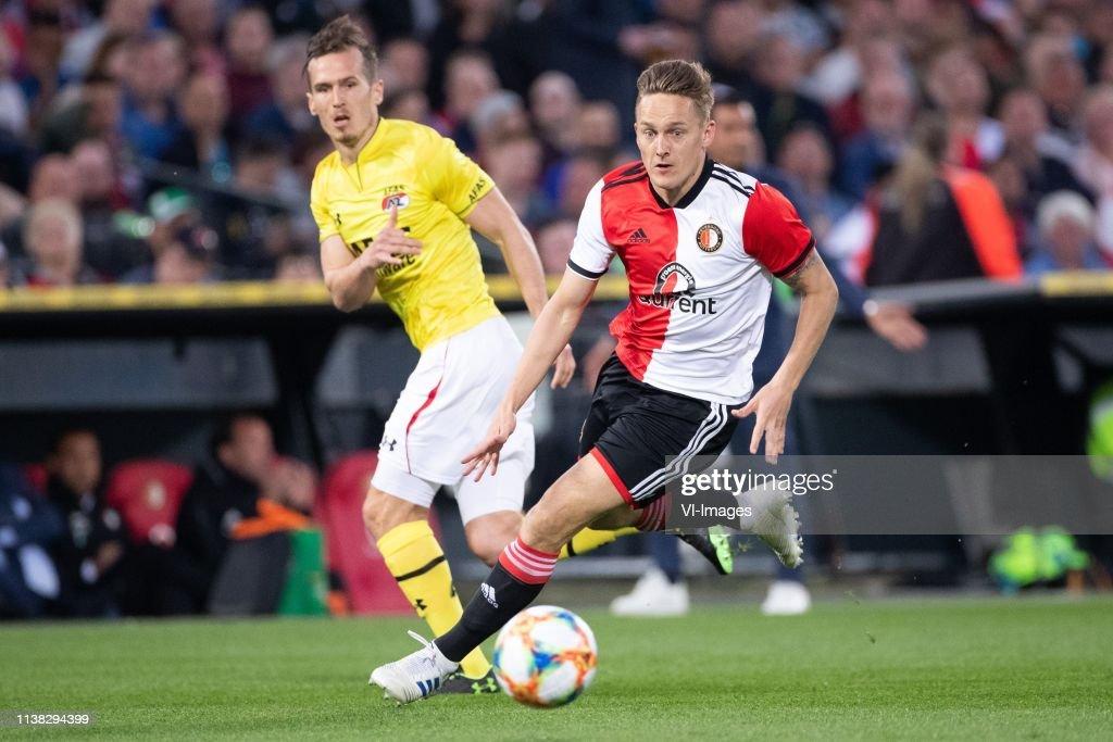 NLD: Feyenoord v AZ - Eredivisie