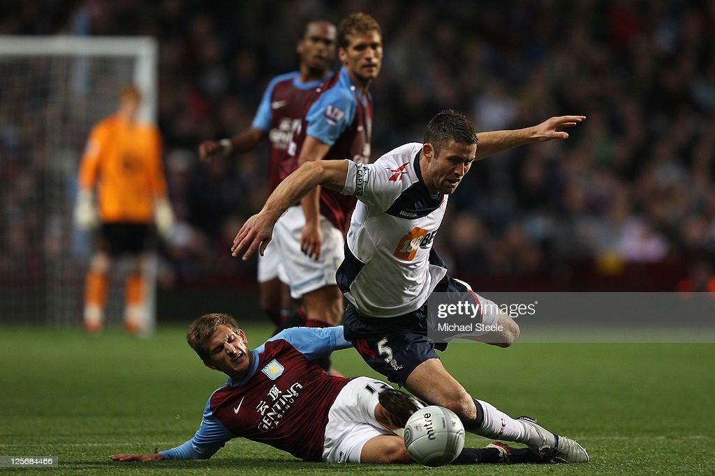 Aston Villa v Bolton Wanderers - Carling Cup Third Round