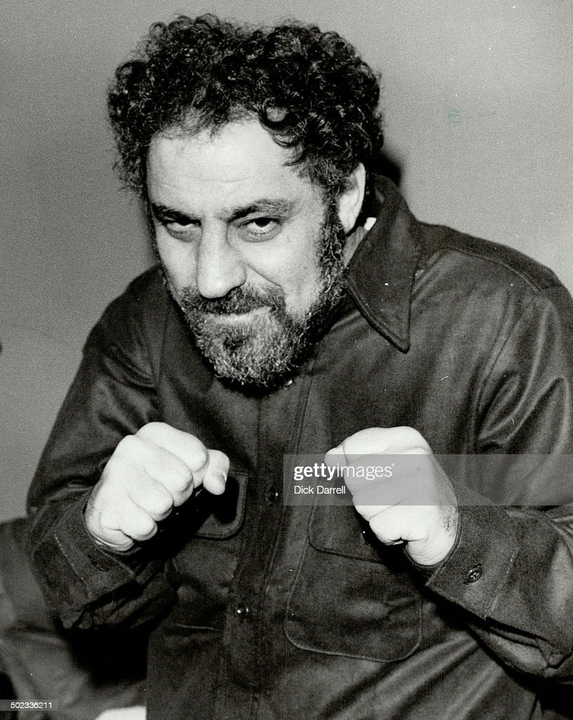 Still feisty after all these years; Back in the '60s; it often seemed that Abbie Hoffman sounded the : News Photo