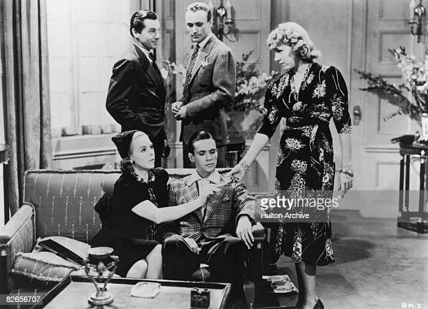 A still from 'Reefer Madness' an antidrugs exploitation film dealing with the pitfalls of marijuana smoking directed by Louis J Gasnier 1936 Among...