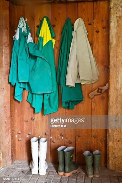 Still Life Boots rubber boots jackets working garment