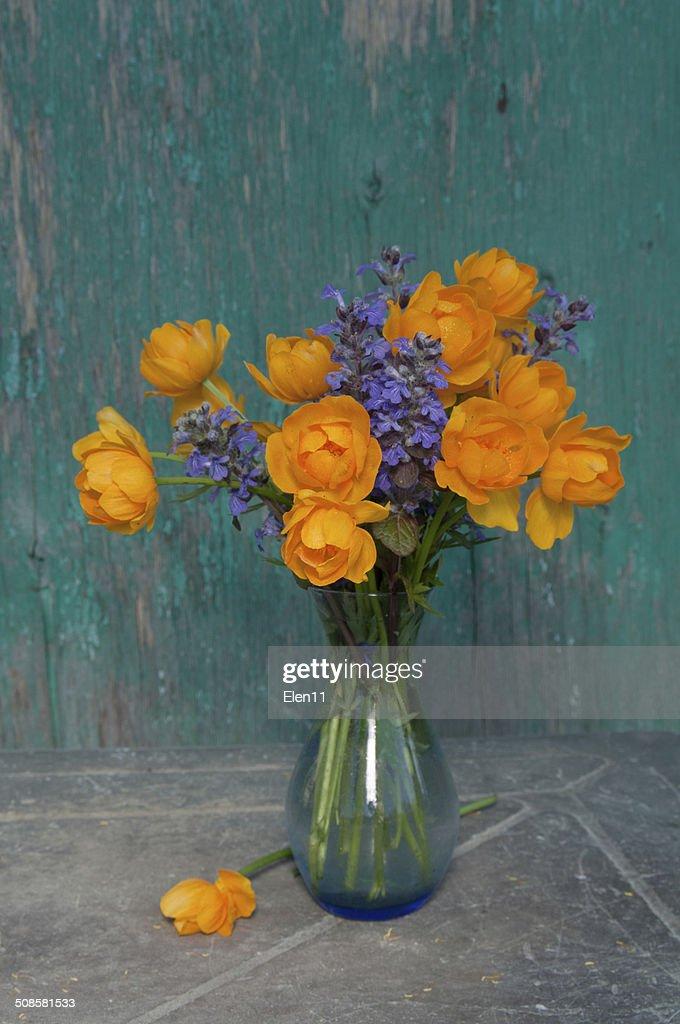 still life bouquet : Stock Photo
