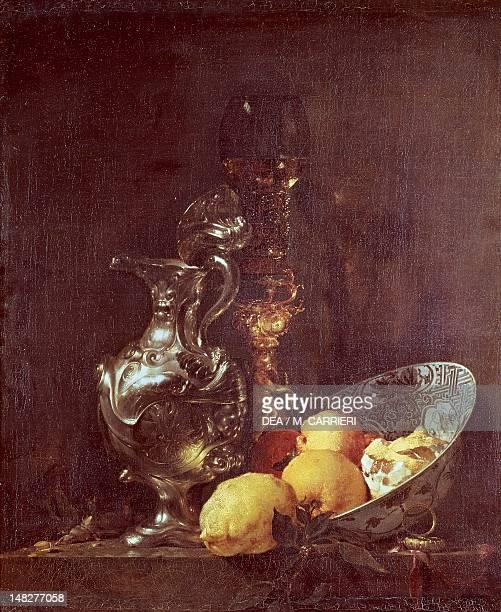 Still life by Willem Kalf Amsterdam Rijksmuseum