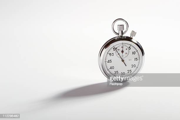 Still life of a stopwatch