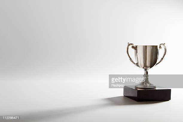 still life of a trophy - trophy stock pictures, royalty-free photos & images