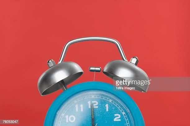 Still life of an alarm clock