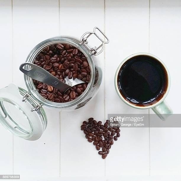 Still Life Of Coffee