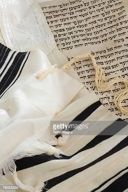 Still life of Torah and Talis