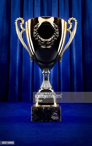 Still life of trophy
