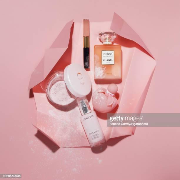 FRA: Madame Figaro, Quoi de Neuf Beauty, July 2020