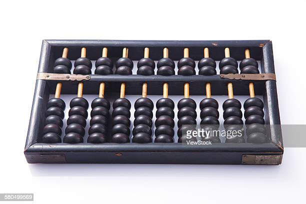 still life the abacus - archaeology stock pictures, royalty-free photos & images