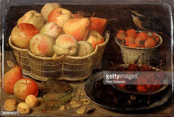 'Still Life with Fruit' late 16th/early 17th century From a private collection