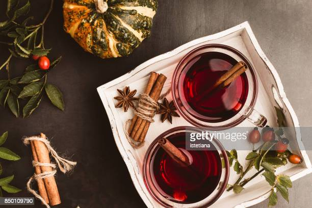 Still life with mulled wine