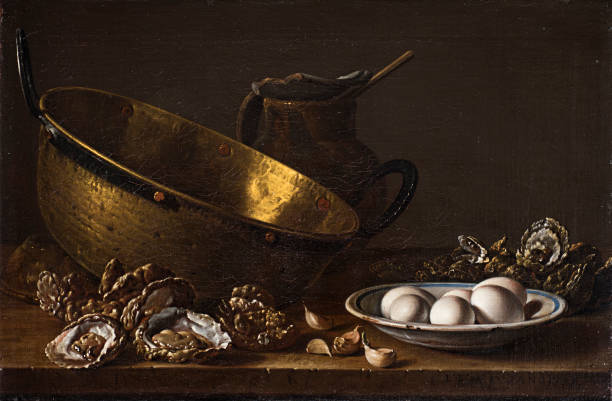 Still Life With Oysters Pictures | Getty Images