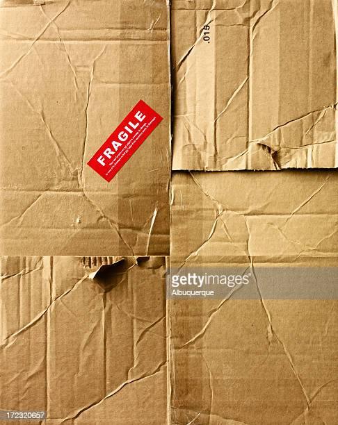 Still Life-cartão de topo frágil Label